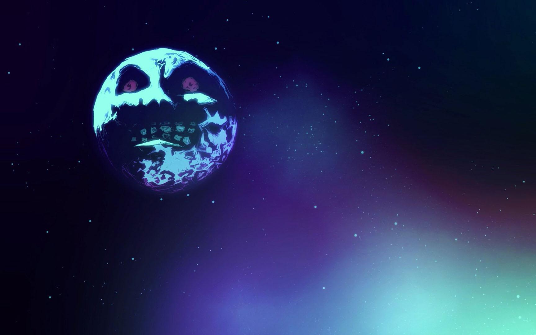 Majoras Mask Moon