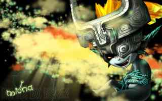 twilight princess sneaky midna