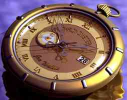 chrono date