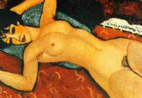 nude sdraiato
