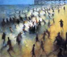 seashore bathers 1