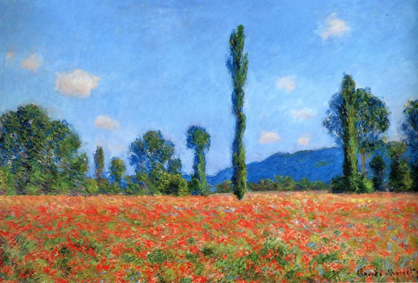 Wallpaper Monet