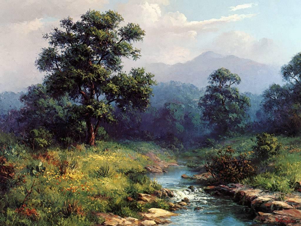 Windberg Original Oil Paintings