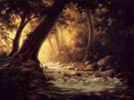 dawns serenity