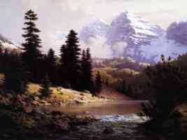 melody of the maroon bells