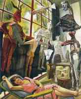 painters studio