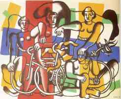 the women cyclists