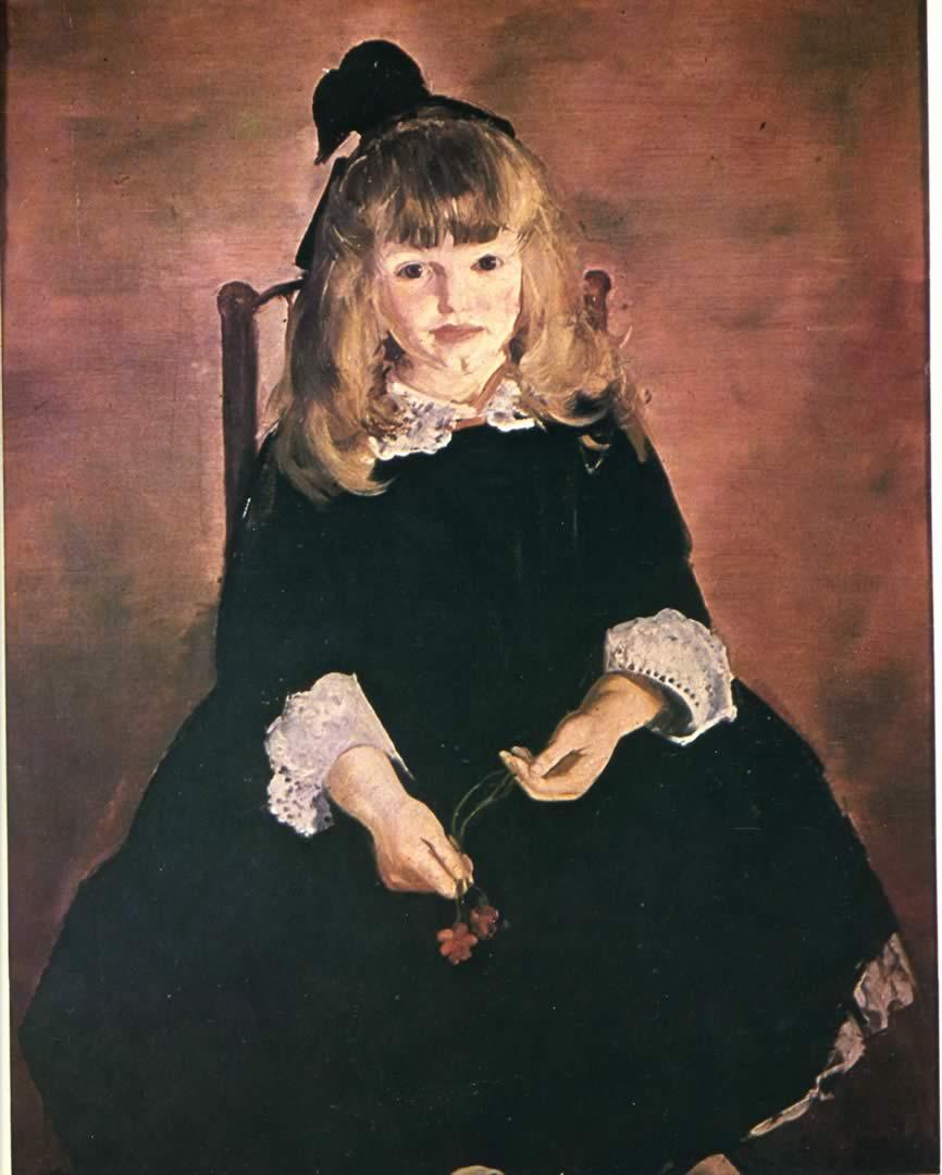 Anne In Black Velvet