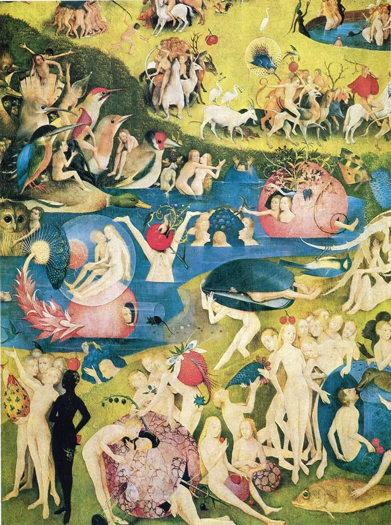 The Garden Of Earthly Delights Ecclesias Paradise 2