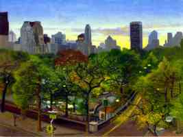 Childs James Central Park T