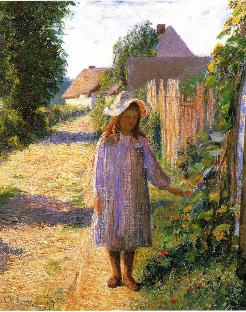 alice in the lane lilla cabot perry wallpaper image