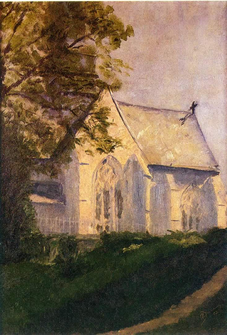 Church At Blainville