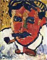 portrait of derain
