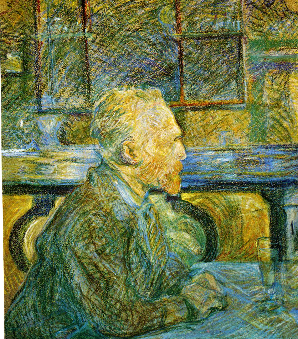 The consumption of absinthe was once banned due to its reputation as a mysterious psychoactive drink. What does it contain? Was it responsible for the death of Van Gogh?