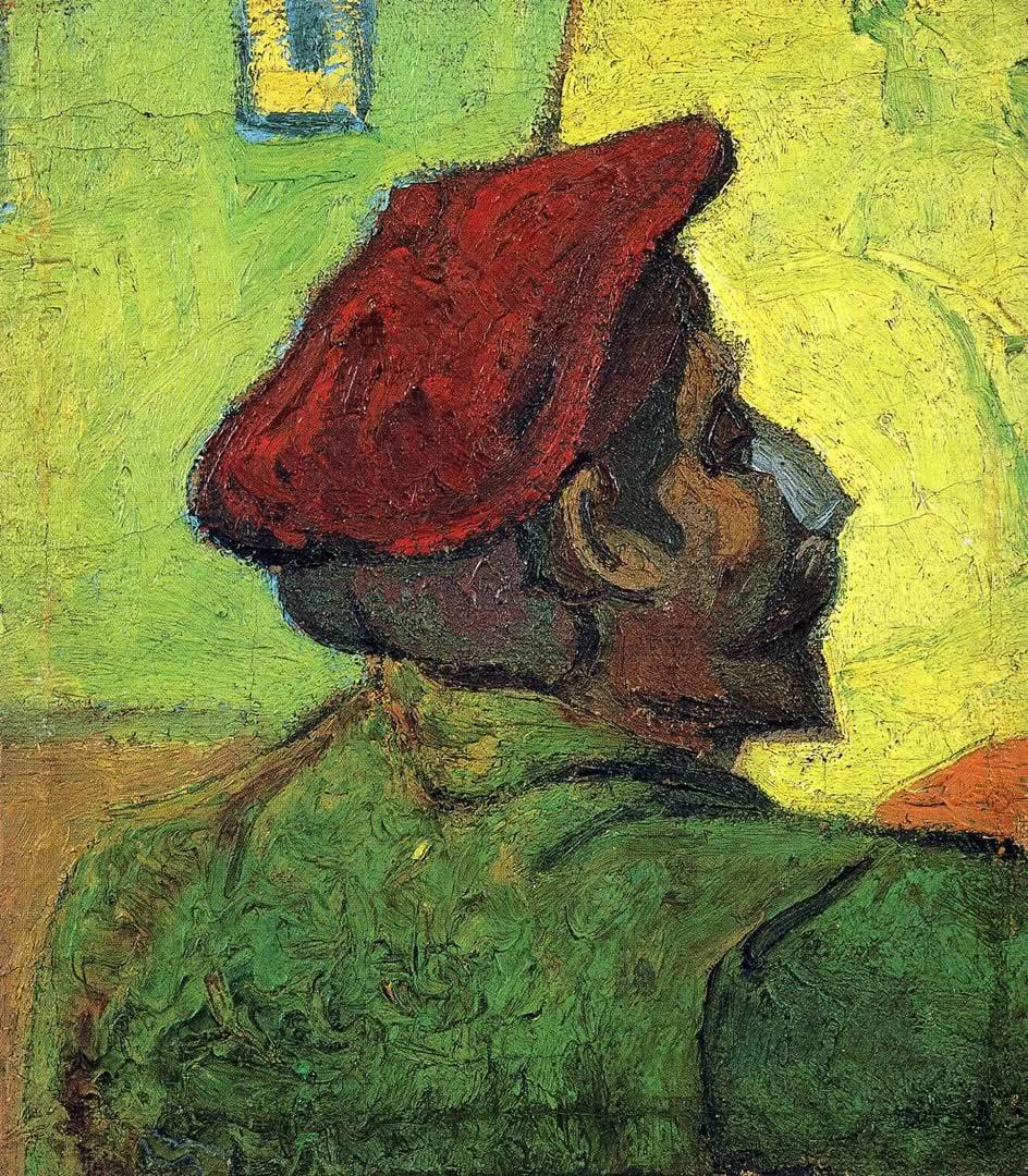 Man In Red Cap