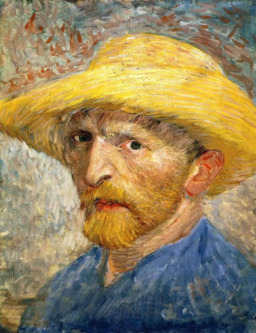 Van Gogh's Self Portraits – Analysis