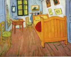 vincents bedroom in arles