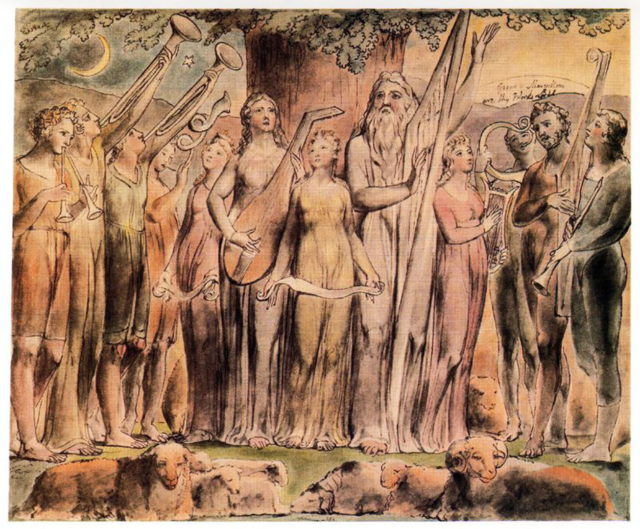 Best William Blake Paintings