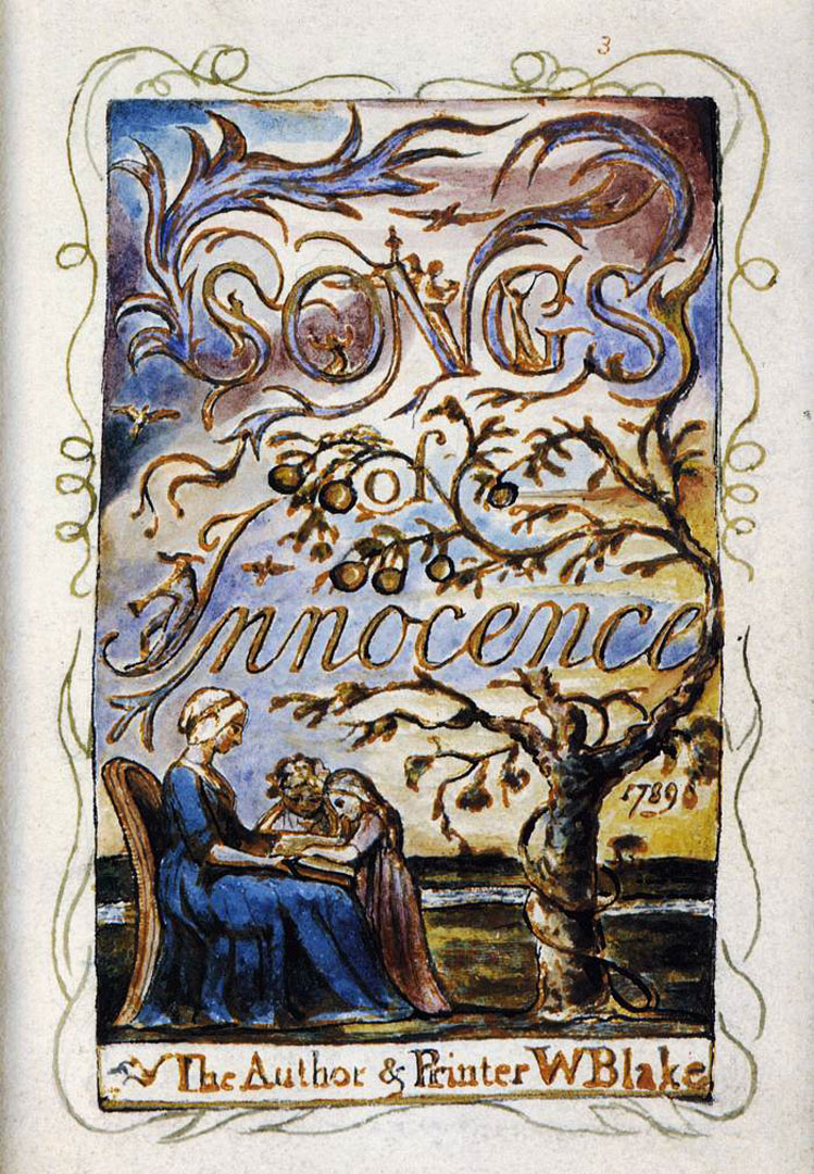 william blake in contrast of songs William blake was born in comparing the contrast of blakes songs english blake wrote the song the chimney sweepers song of innocence and the chimney.