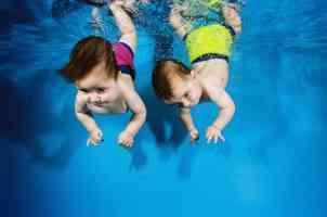2 water babies