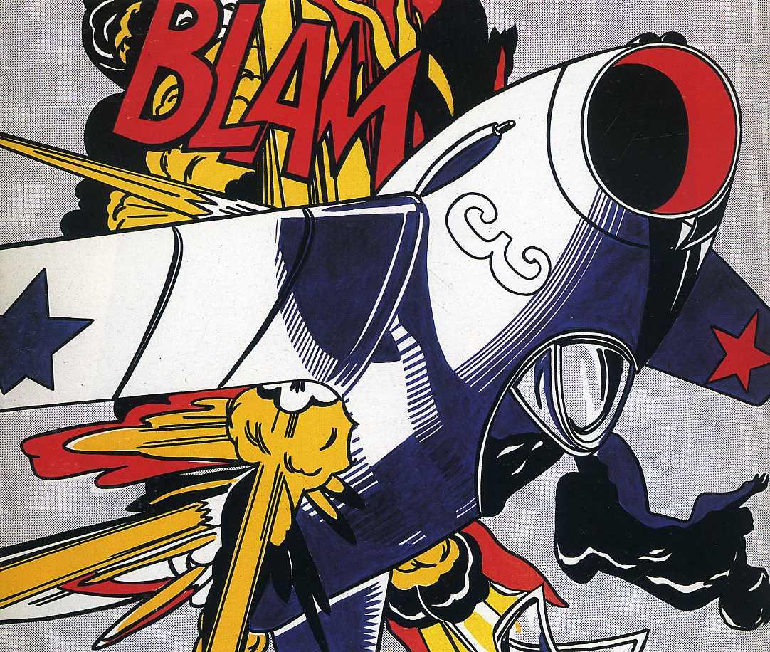 Roy Lichtenstein Blam