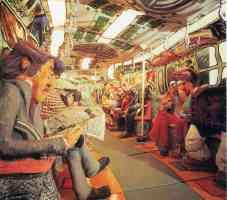 cartoon subway