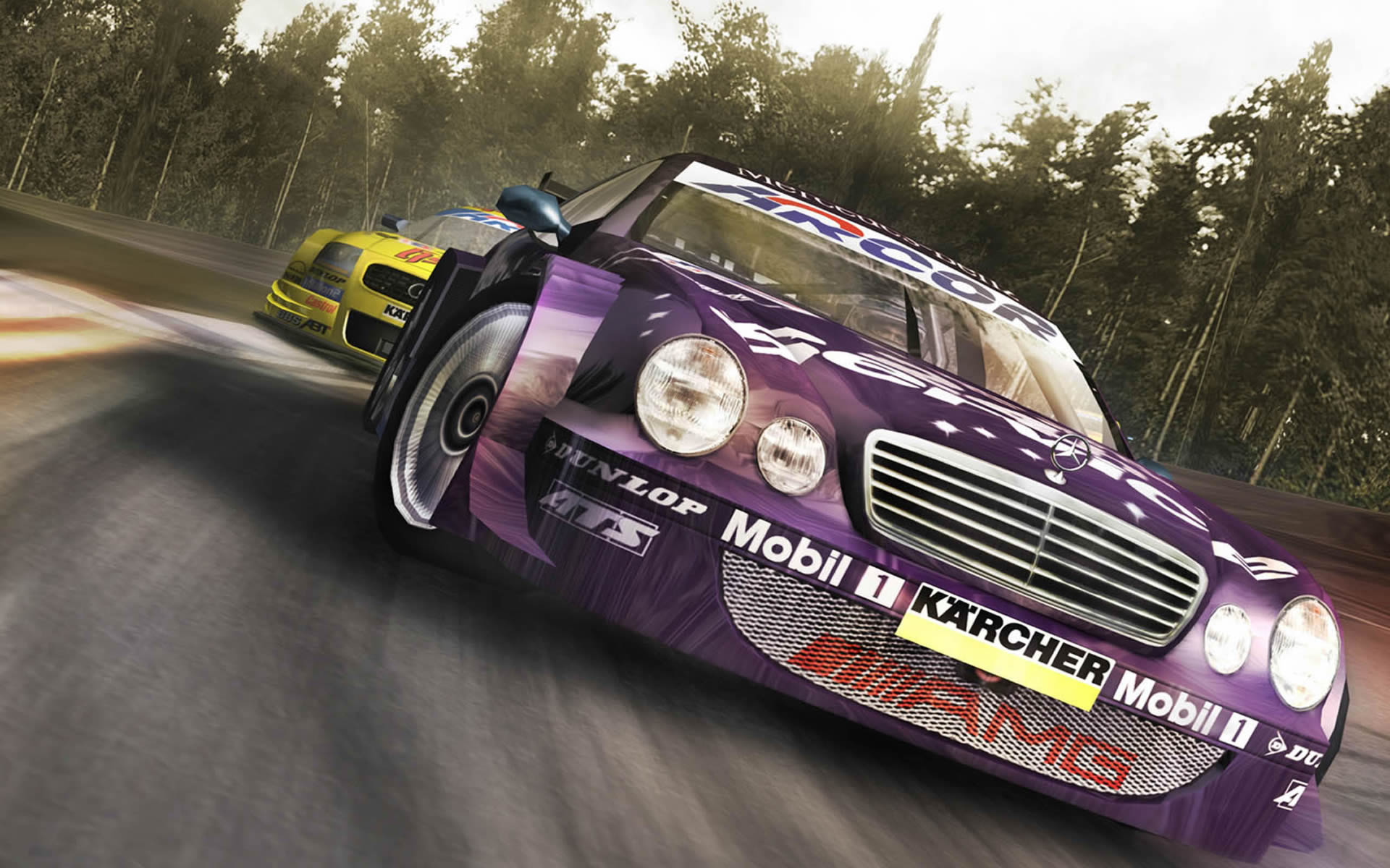 Pin racing mercedes 190e 23 16 dtm 03 autoblognl on pinterest for Mercedes benz car racing games