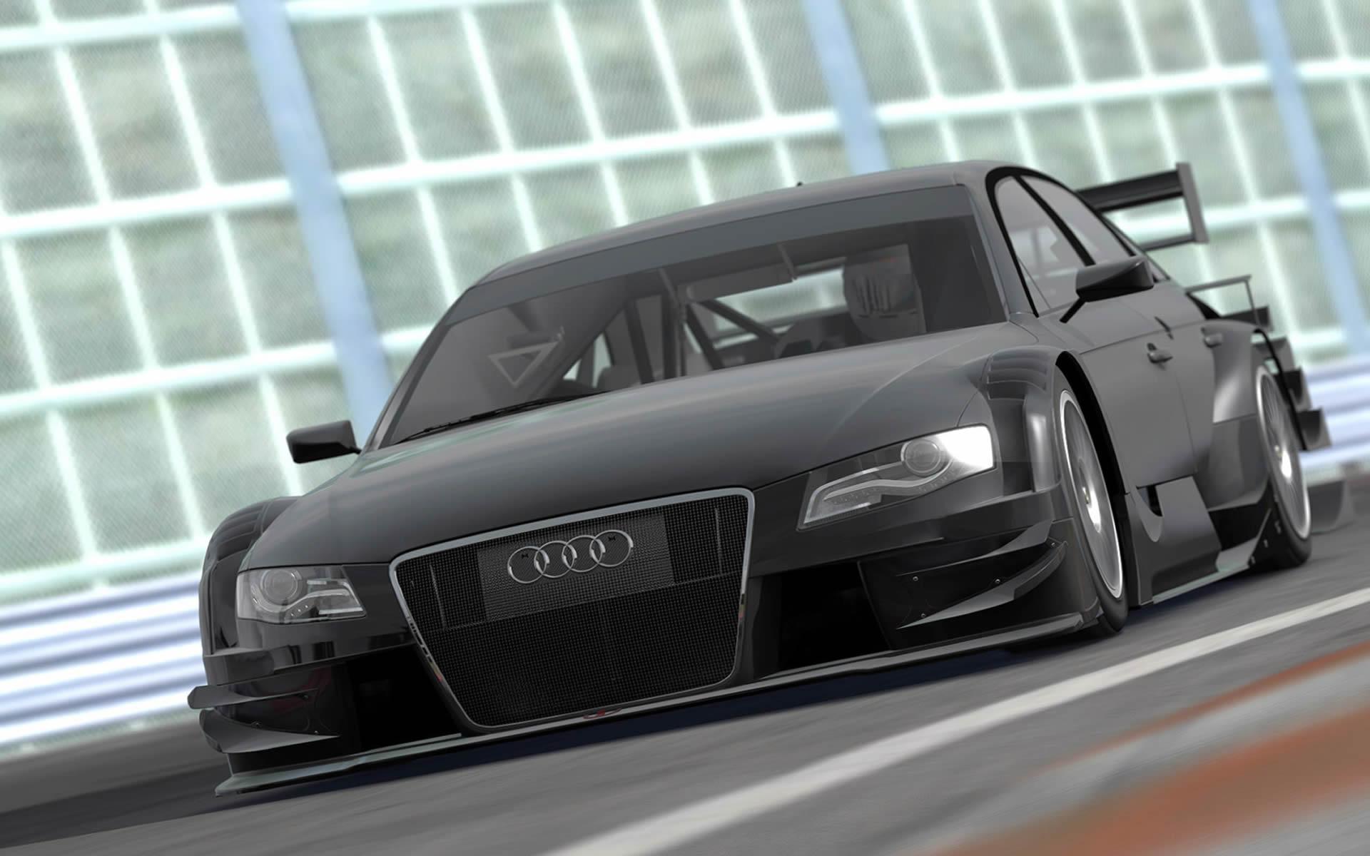 Audi Spoiler Kit