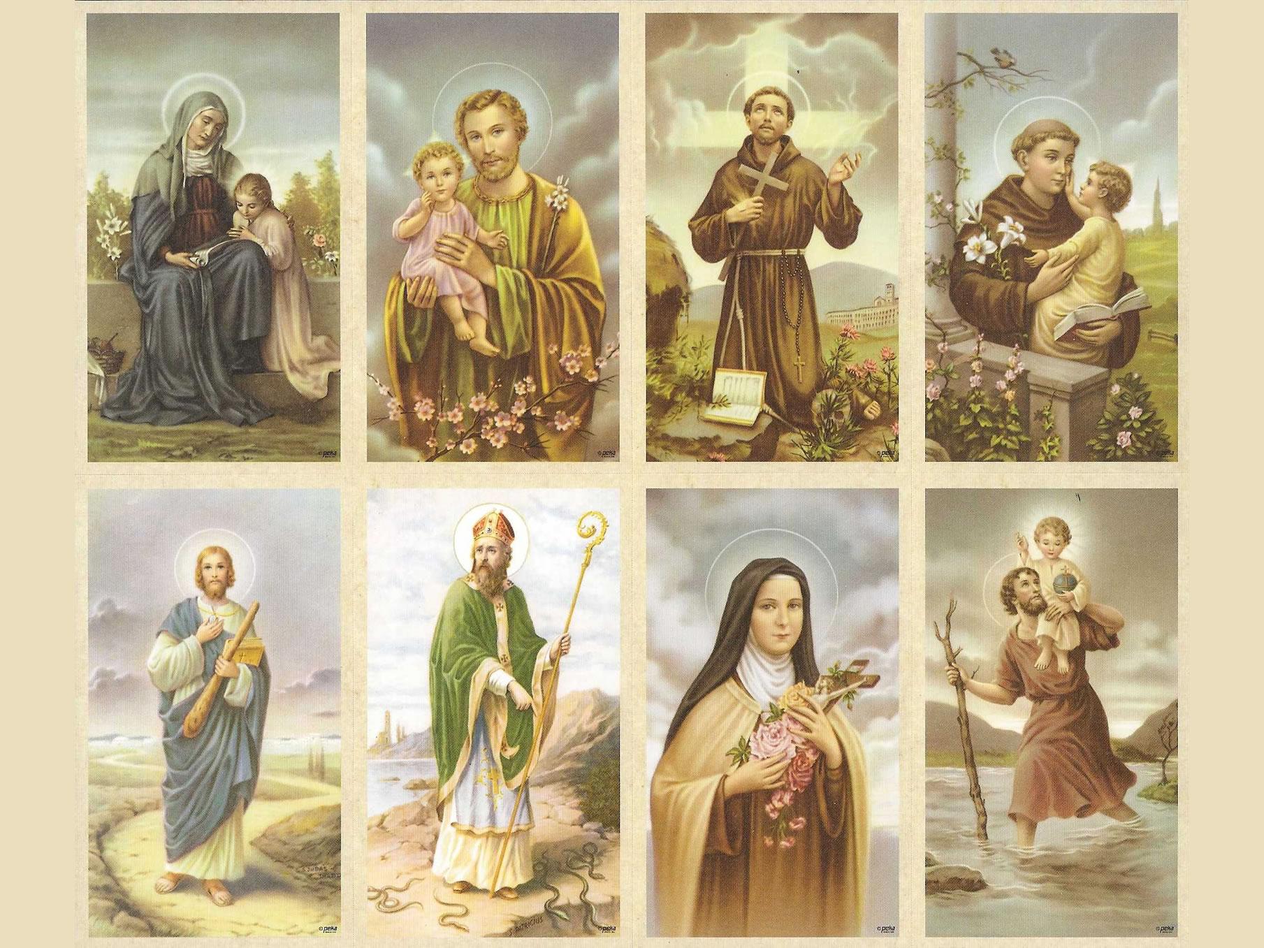 Assorted Saints