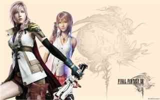 serah and lightning