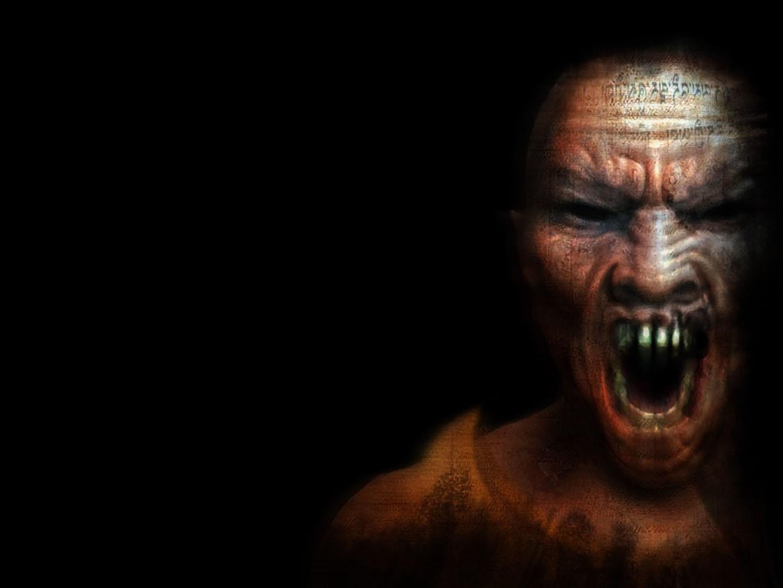 Screaming Monster