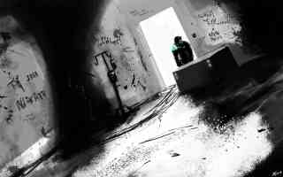 graffitti toilet