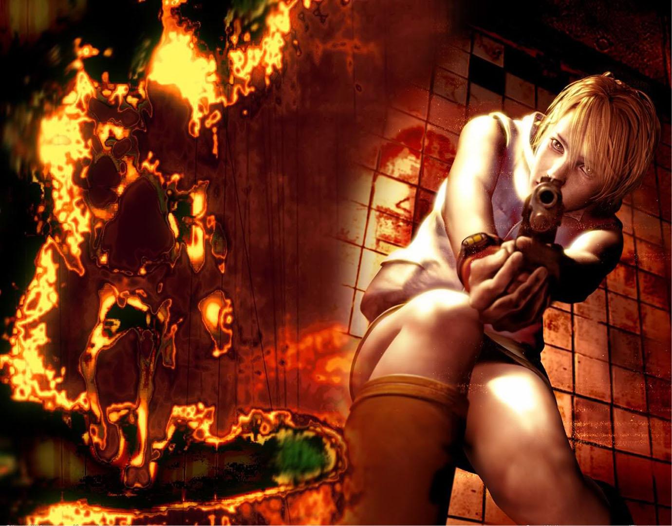 Burning Monster