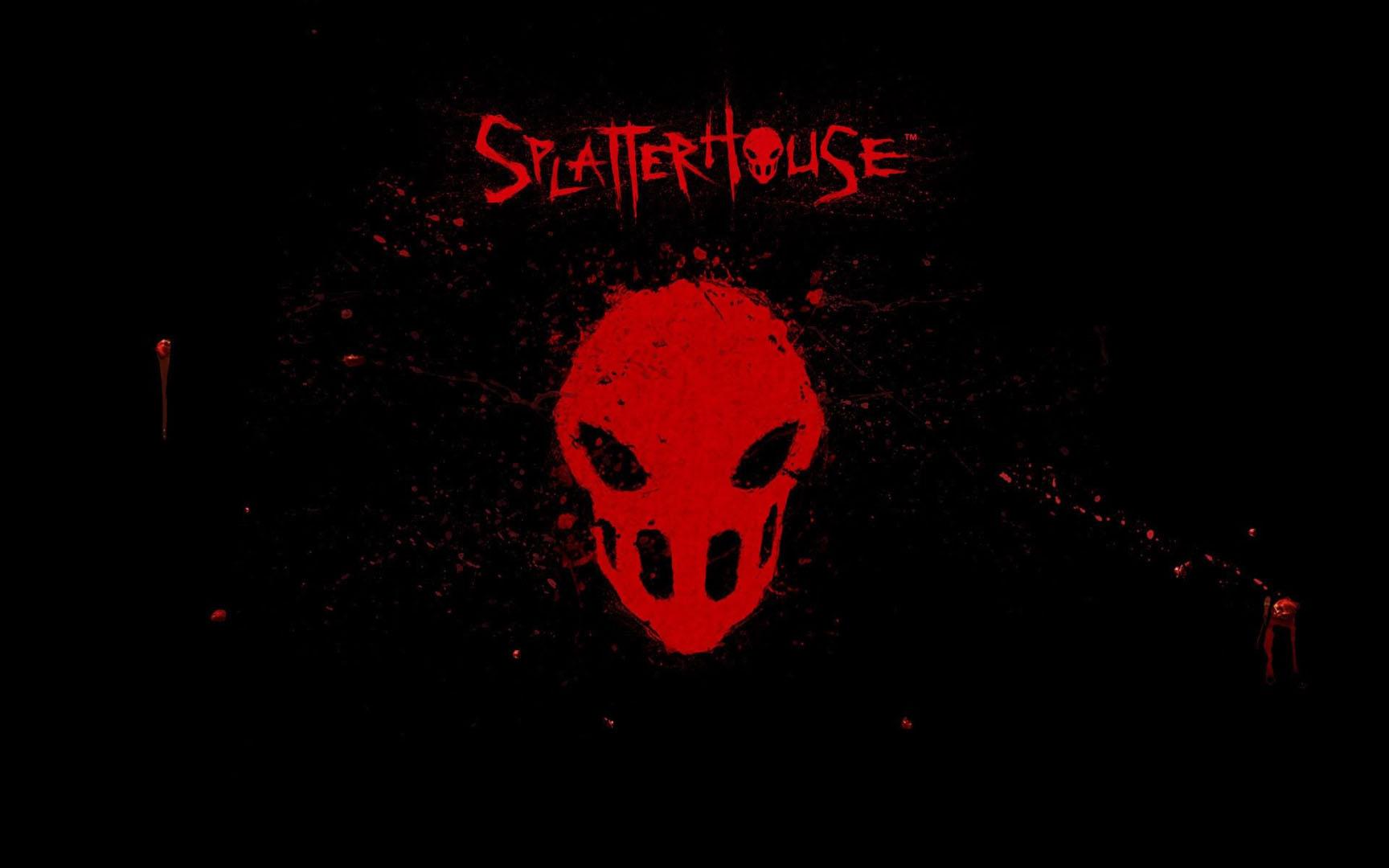 Red Mask Logo