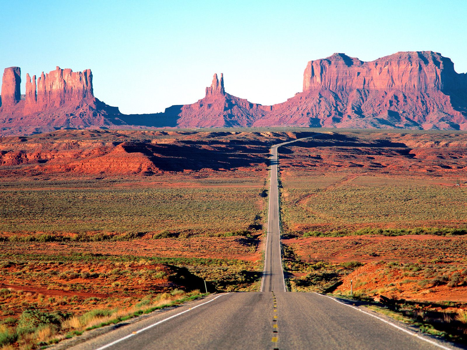 On The Road Again Monument Valley Arizona