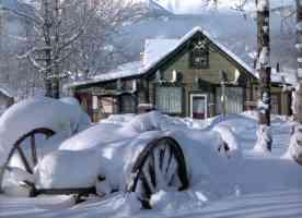 Mc Carthy Lodge Wrangell St Elias National Park