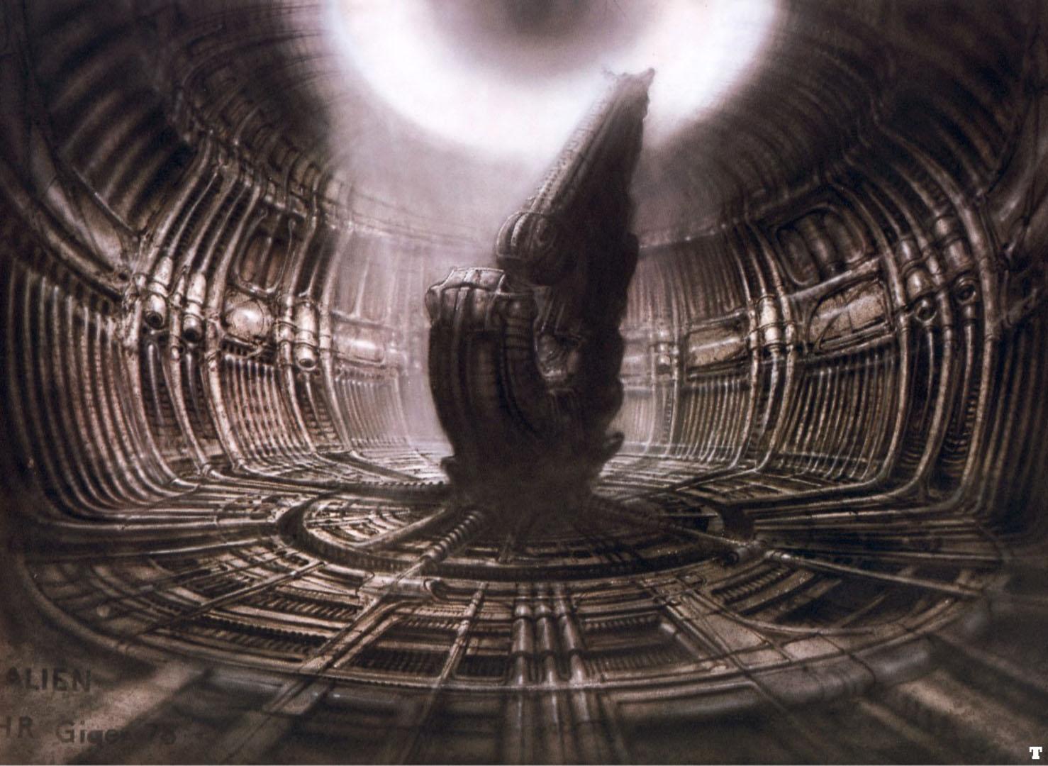 Visionary 'Alien' Designer H R  Giger Has Died - MTV