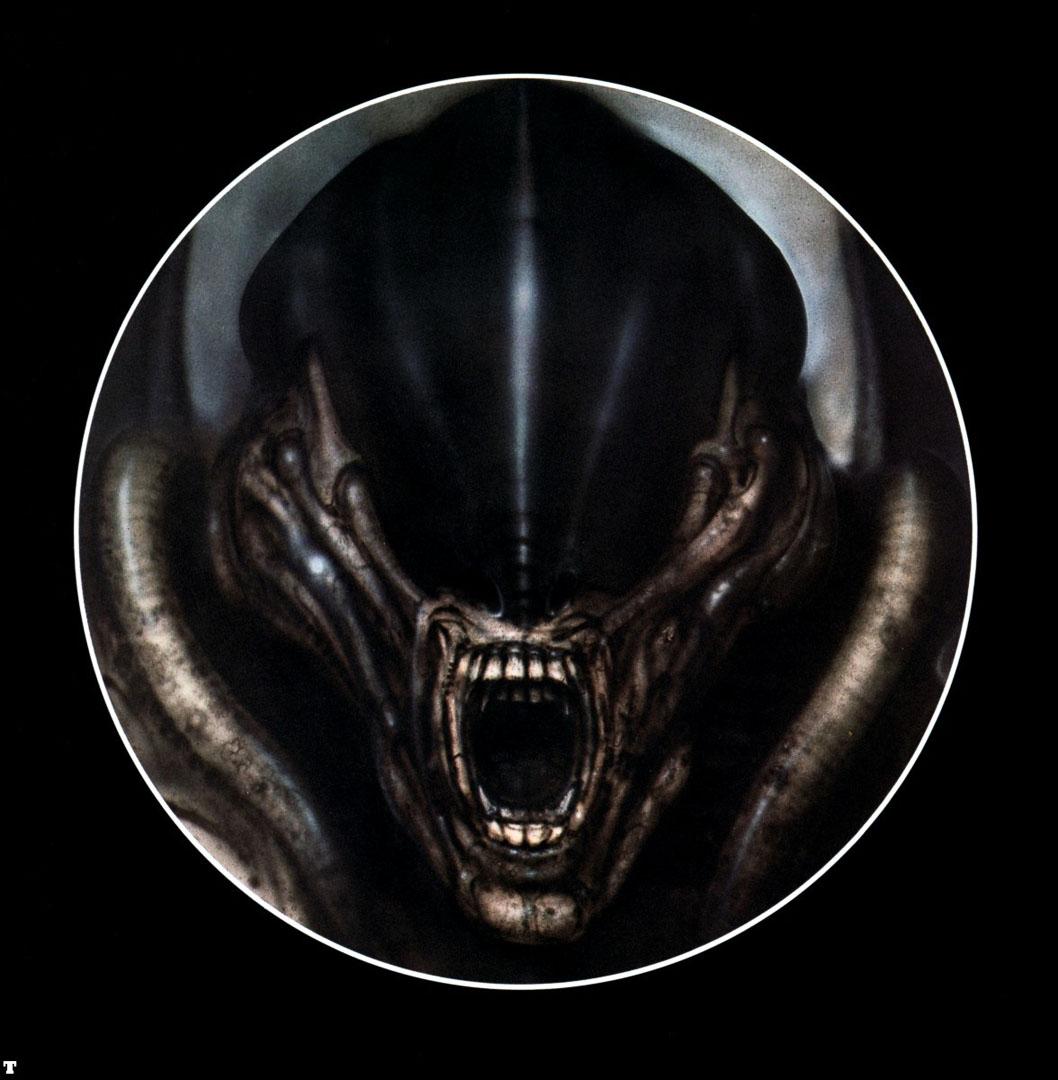 Alien Vi - Science Fiction H R Giger H.r. Giger Alien Wallpaper