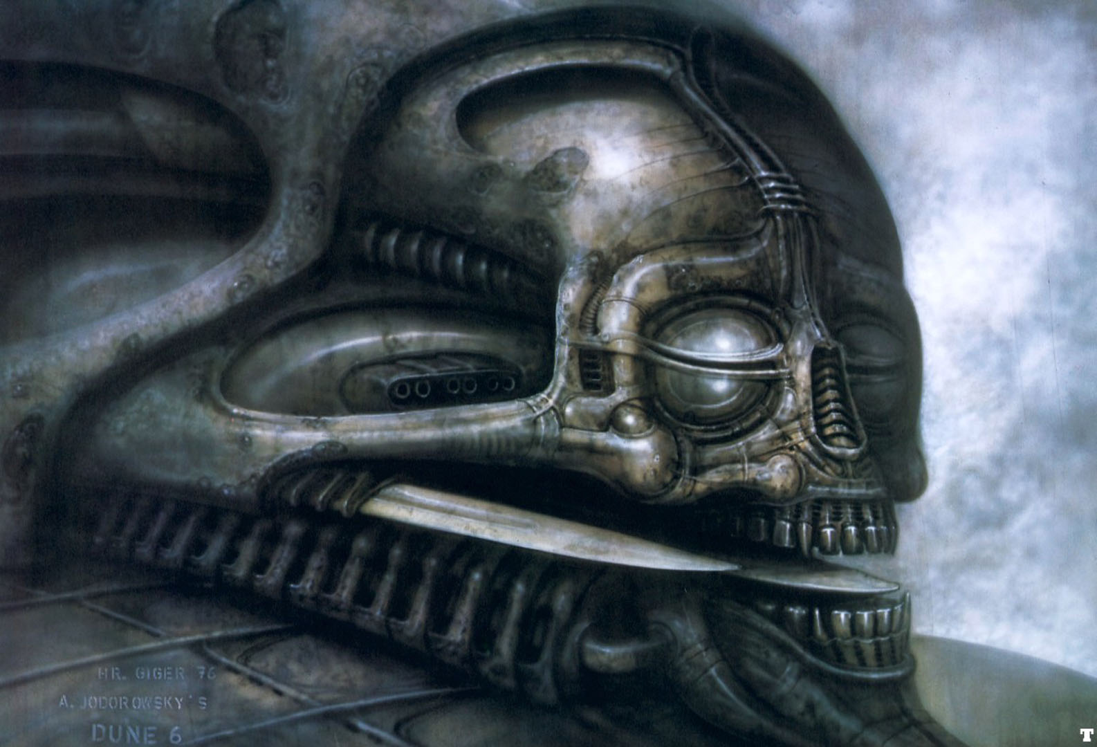 dune vi science fiction h r giger