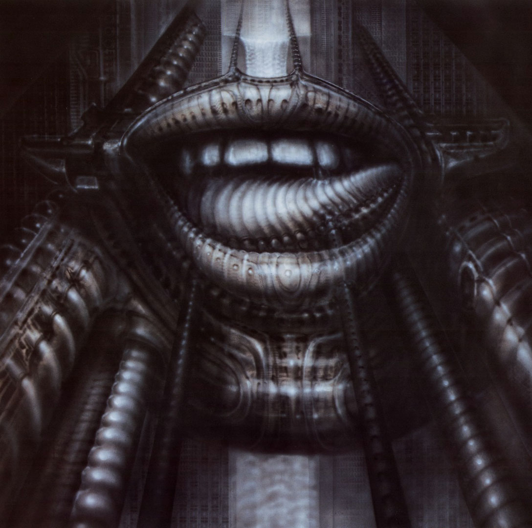 Biomechanical Wallpaper: Hans Ruedi Giger: Biomechanical Fantasy As Spectacle