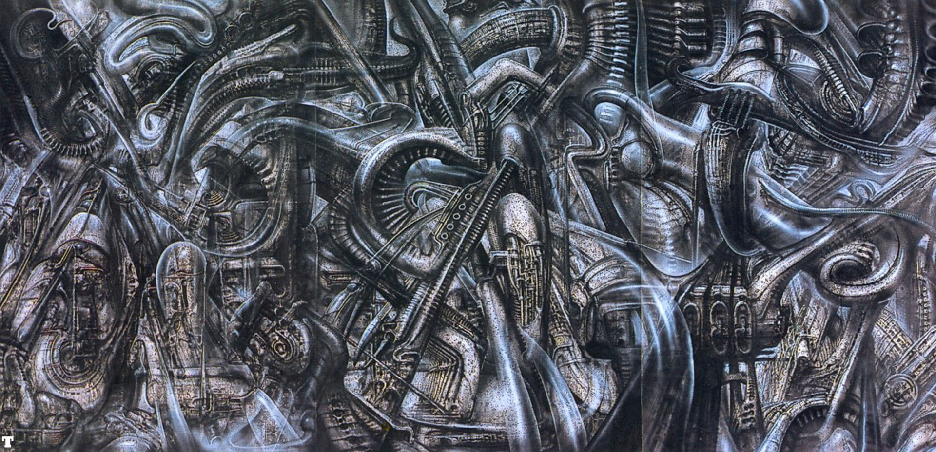 pics photos hr giger wallpaper