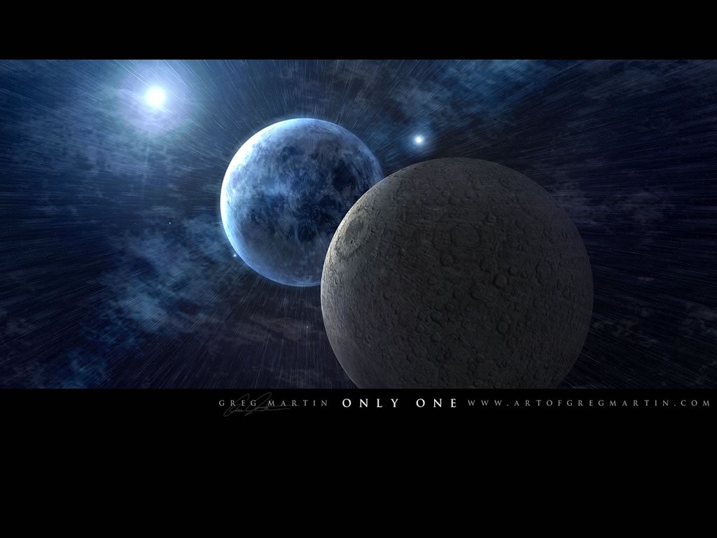 Science Fiction Planets Wallpaper (page 2) - Pics about space