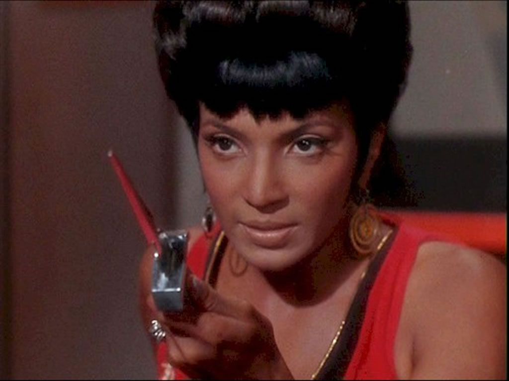 uhura: star trek and the black female geek | afrodeity
