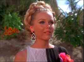 star trek babes shirley bonne as android ruth in shore leave