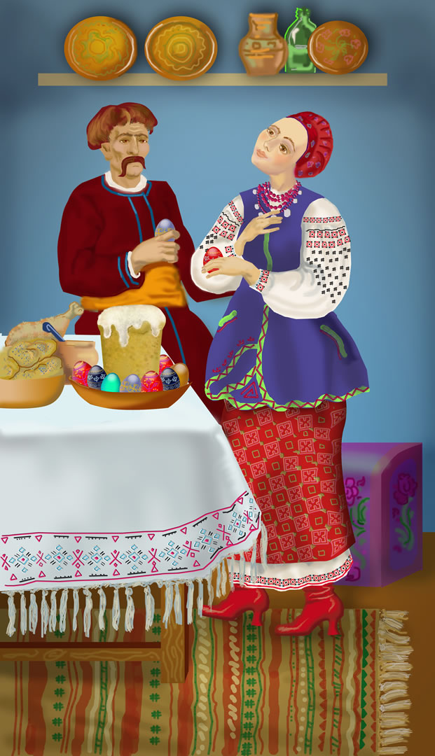 East European Rural Easter Rituals