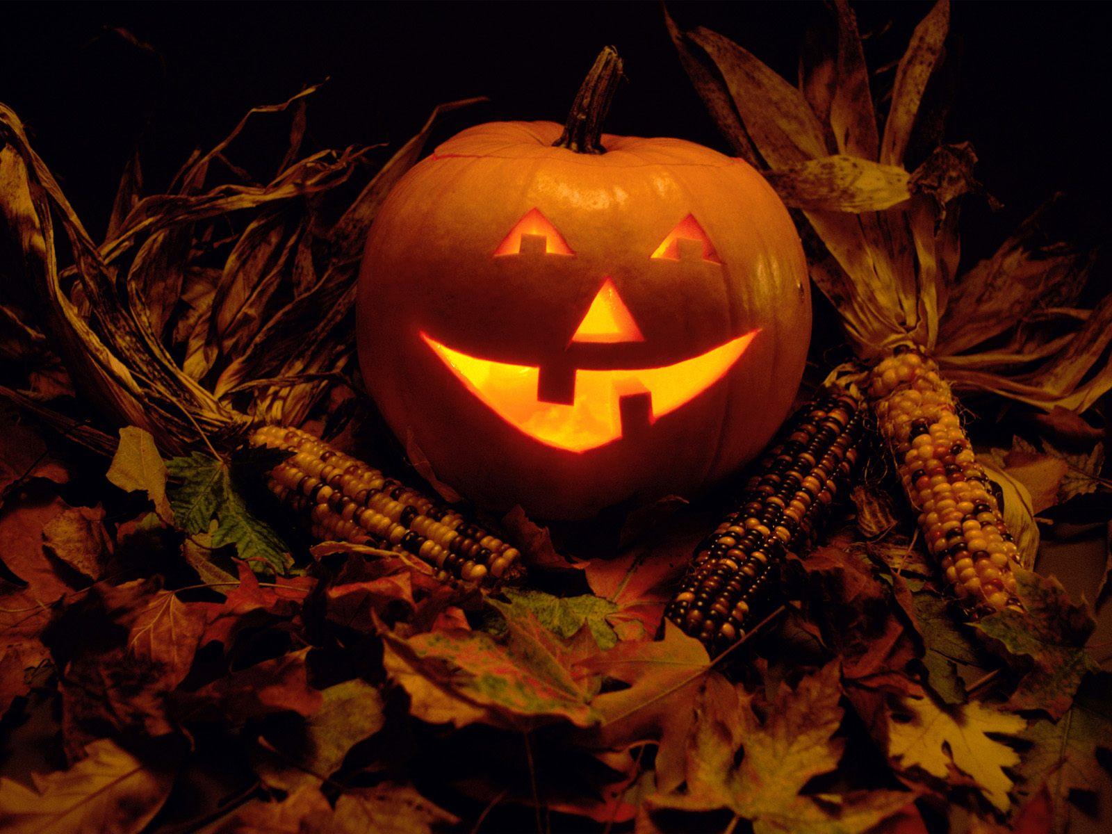 Glowing Pumpkin