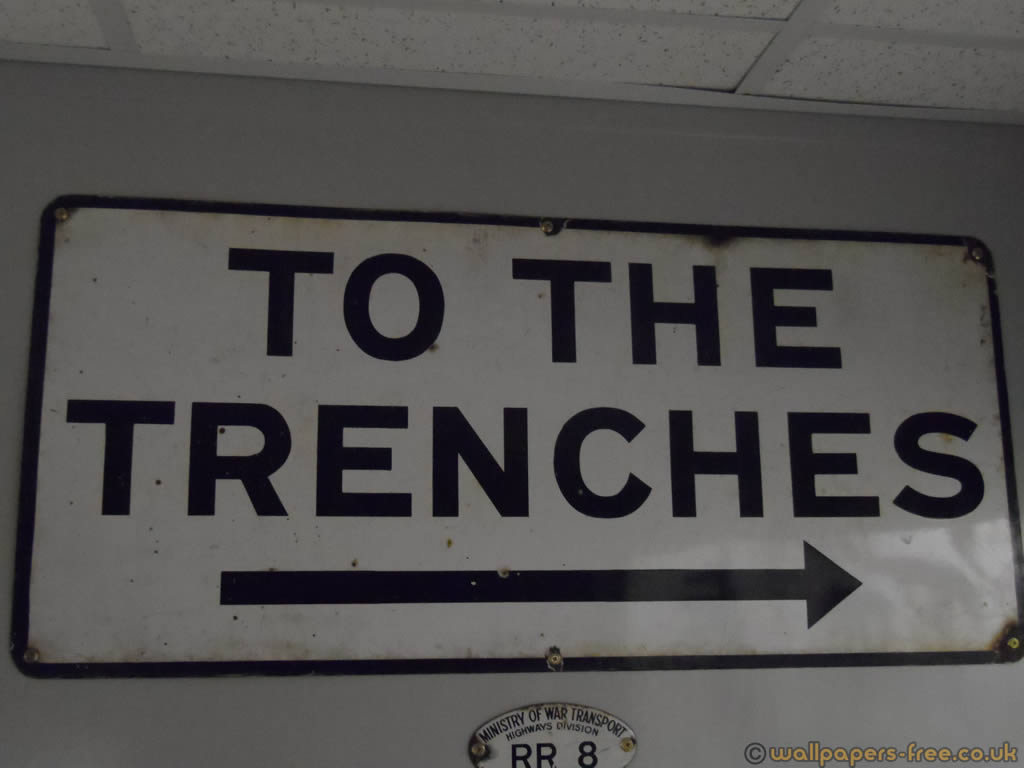 To The Trenches