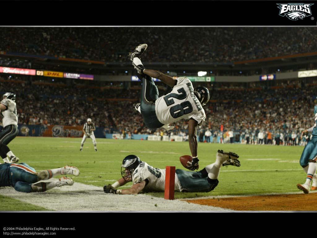 38 1024x768 American Football Wallpaper