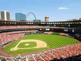 Busch Stadium St Louis Missouri