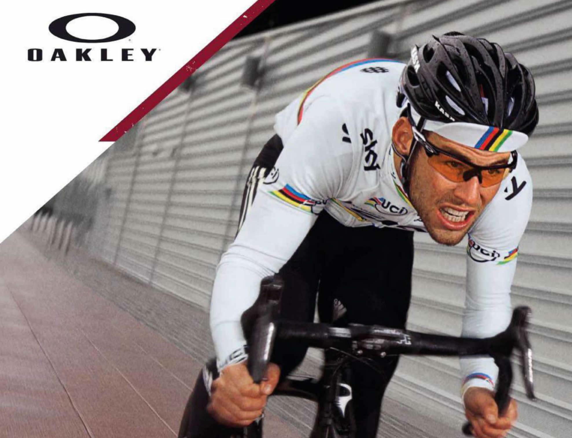 a43e1f489e1 Oakley Mark Cavendish - Cycling Wallpaper